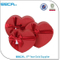 Heart shaped gift box empty handmade heart shaped cardboard gift box/chocolate box