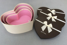 Customized Packaging Paper Box/Heart shaped gift box Made In China