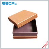 2017 Fashion rectangular gift box chocolate box/paper gift box for chocolate/candy packaging in China