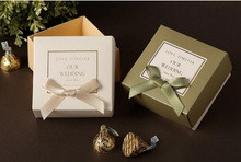 Square gift box wedding box chocolate packaging box wedding invitation candy box/Perfume paper boxes in dongguan